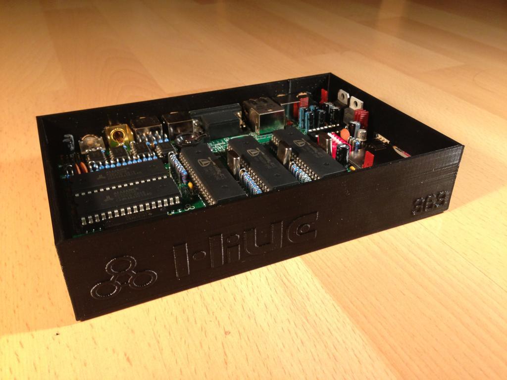 "Hive aus dem ""Replikator"" (3D-Drucker-Gehäuse)"