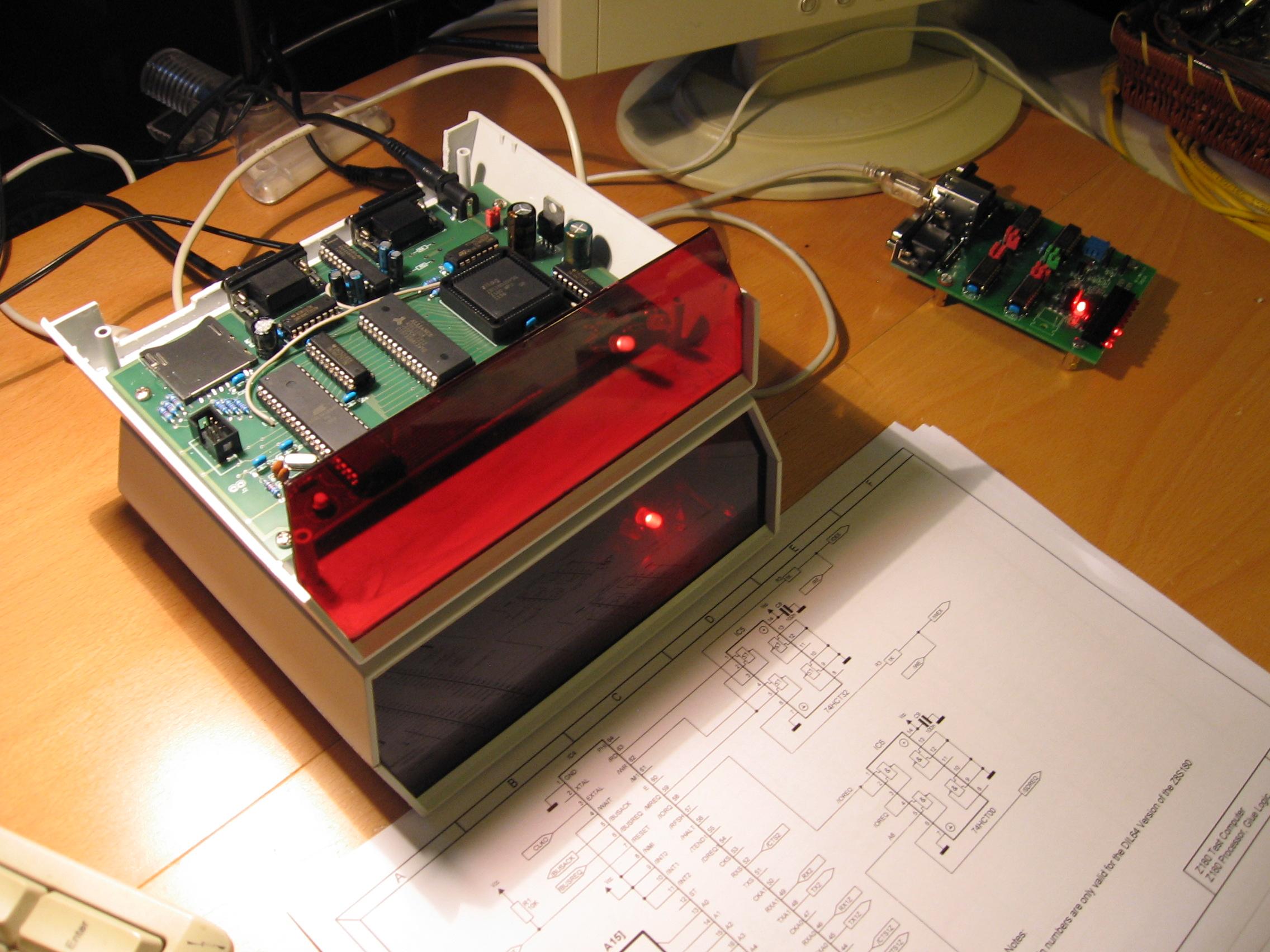 Hive mit CPMputer