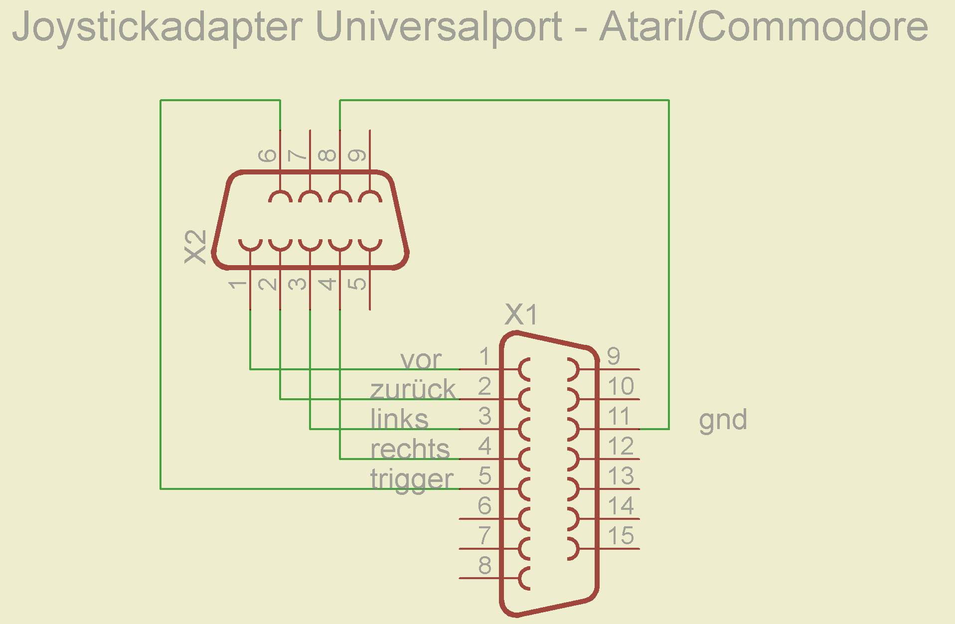 joystick-adapter